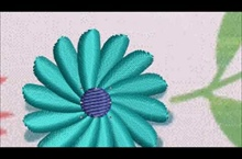 Circle of Flowers Digitizing Series – Part 4 – Flower with Center