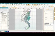 Digitizing the Seahorse – Part 3 – Digitizing the Body and Head
