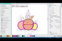 Hatch Embroidery 2 – Appliqué demo