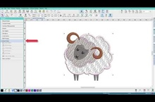 Hatch Embroidery 2 – Exporting SVG Cutting Files