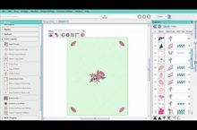 Hatch Embroidery 2 – Layouts Demo