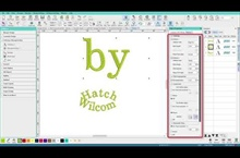 Hatch Embroidery 2 – Lettering FIlls, Effects, & Underlay