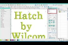 Hatch Embroidery 2 – Lettering – Getting Started